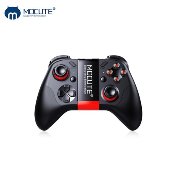 MOCUTE 054 053 050 Wireless Gamepad Bluetooth Game Controller Joystick For Android/iSO Phones Mini Gamepad Tablet PC VR TV box - reyes shop store