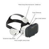 Original BOBOVR Z4 Virtual Reality Glasses 120 FOV 3D Cardboard Helmet VR Headset Stereo Box For Samsung Xiaomi HTC Mobile Phone