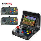 Portable Retro Mini Handheld Game Console 4.3 Inch 64bit 3000 Video Games classical Family Game Console Gift RETRO ARCADE