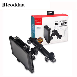 Ricoddaa Portable Adjustable Car Stand for Nintend Switch NS Console Bracket Holder Stand Flexible Desk Nintend Switch Holder