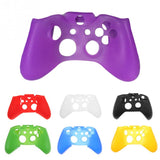 Silicone Gameconsoles Soft Rubber Gamepad Protective Skin Case Gaming Console Cover For Microsoft Xbox one Controller 7 COLORS