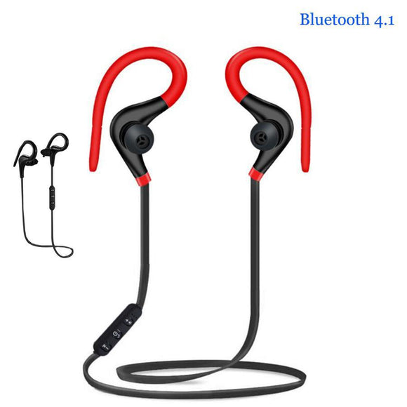 Sport 4.1 Bluetooth Wireless Headset Music Bluetooth Earphone Headphones For Mobile Phone