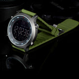 Yulubu EX18 Sport Smart Watch Waterproof IP68  Passometer Ultra-long Standby Xwatch Outdoor Swimming Smartwatch For IOS Android