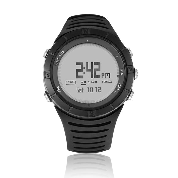 Spovan Digital Sport Smart Watch for Man Fitness Running Bracelet Black Wristwatch Military Quality Relojes Para Mujer Gift Saat