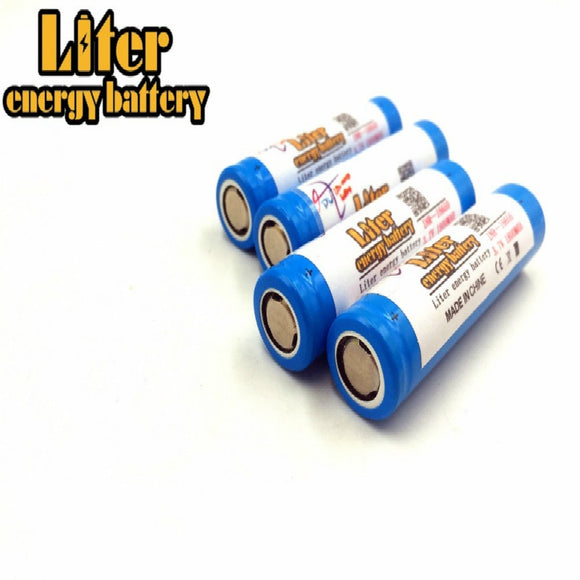2pcs/lot Original Keeppower 3.7v 16650 1800mah Rechargeable Li-ion Battery