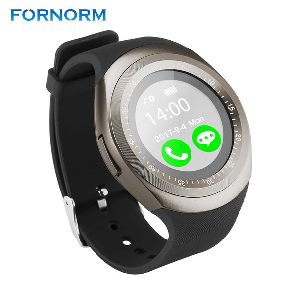 Smart Watch Multifunction Waterproof Watch Support SIM TF Card Sedentary Reminder for Android - reyes shop store