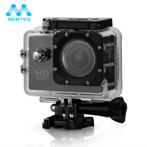 HD Outdoor Waterproof Camera Video Camera DV Camcorder 1080P Wide Angle Rated For Camera Accessories - reyes shop store