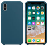 Silicone Case For iPhone 7 Plus Case For iPhone X 8 plus Cover For Apple iPhone 6 6s Plus retail box - reyes shop store