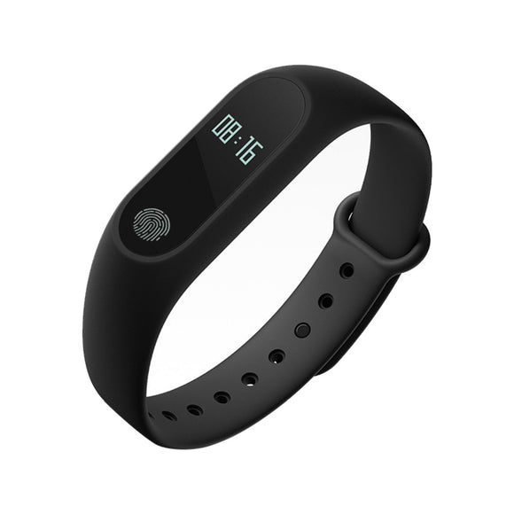 Mi Band 2 Smart Watch Bracelet M2 Bluetooth Band Heart Rate Monitor for Android iPhone - reyes shop store