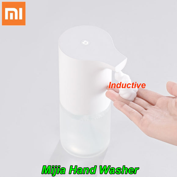 On sale 100% Original Xiaomi Mijia Auto Induction Foaming Hand Washer Wash Automatic Soap 0.25s Infrared Sensor For Smart Homes