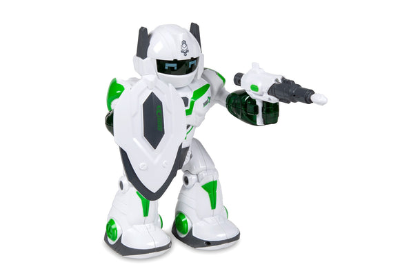 Smart Bot Auto Function Teaching Robot