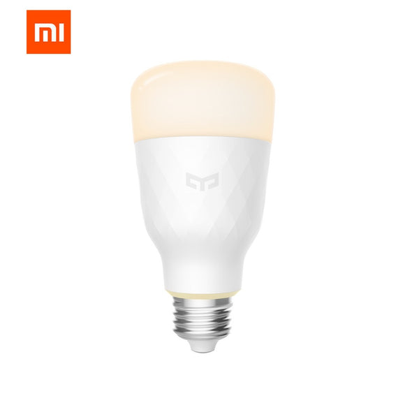 Xiaomi Yeelight Smart LED Bulb Ball Lamp WiFi Remote Control by Xiaomi Mi Home APP E27 Bulb 10W 1700k-6500K white & warm light