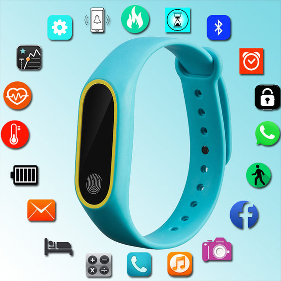 Sport Bracelet Smart Watch Kids Watches Children For Girls Boys Students Child Smart Clock Band Fitness Tracker Smartwatch Gift