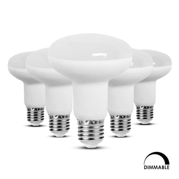 R39 R50 R63 R80 Dimmable E27 E14 Led Bulb  Bombillas Lamp cfl Ampoule Spotlight Light Lampada Saving 3W 5W 9W Energy 220V 110V