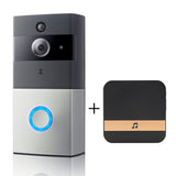WiFi Visual Ring Smart Doorbell  Smart Home Wireless Camera Video Door Bell  Phone Intercom Homekit Security Automation Module