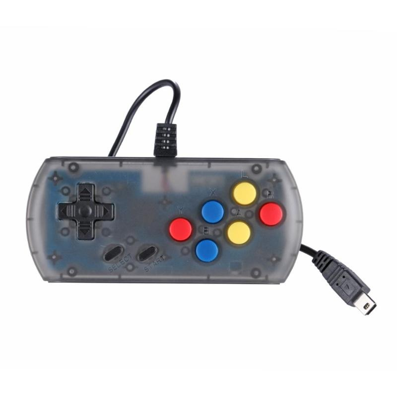 External Mini USB Gamepad Controller for RS-6A Claasic Game Player Retro  Video Game Console for Family Game Accessories