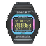 LOKMAT Bluetooth Smart watch men Sport pedometer