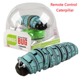 pudcoco Newest lucky child toys Remote Control Cockroaches Caterpillar Christmas Toy Prank Insect Joke Scary random color