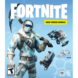 FORTNITE Deep Freeze Bundle, Warner, PlayStation 4, 883929662623