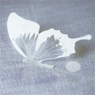 Crystal Butterfly Sticker Art Decal for Home Decor