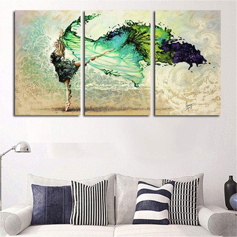 Dancing Girl Wall Art