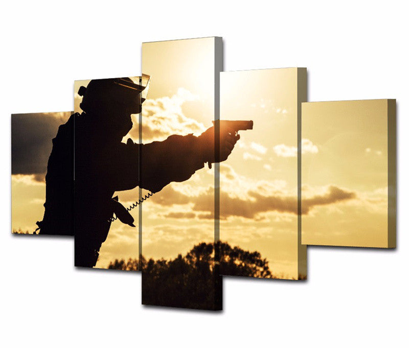 Special Soldiers Wall Art