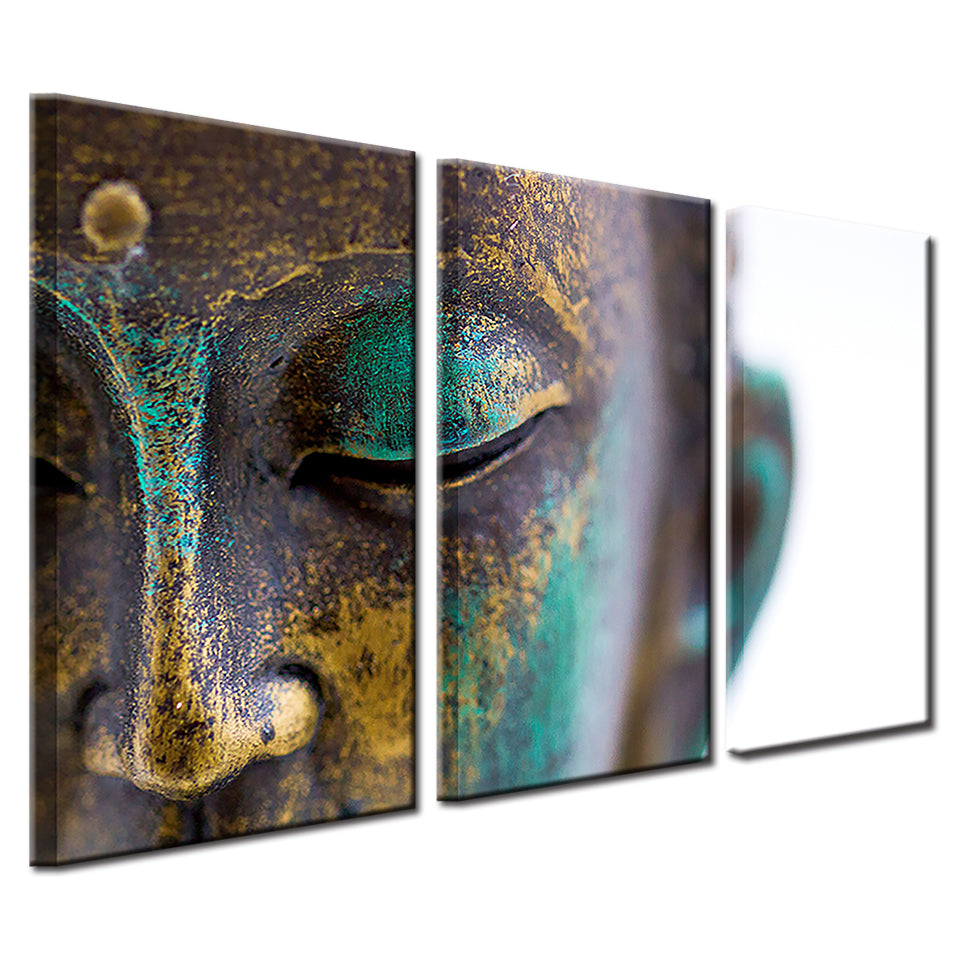 Face of Buddha Wall Art