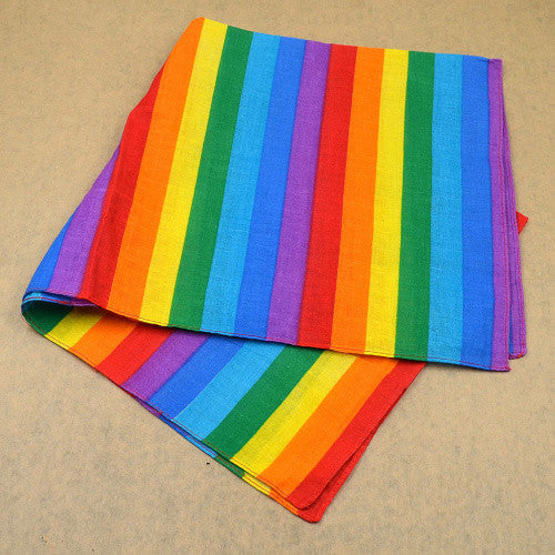 New Pride Cotton Bandanas