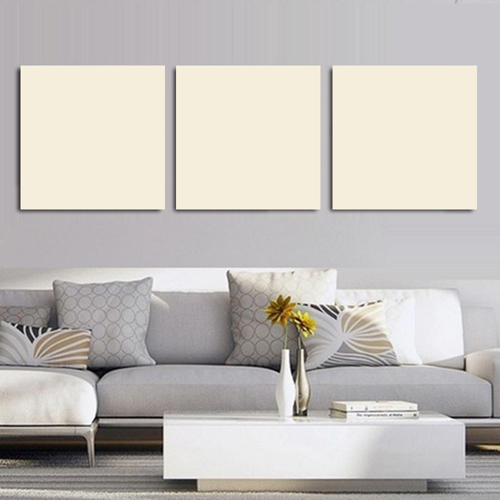 3 Panel Custom Panoramic Canvas
