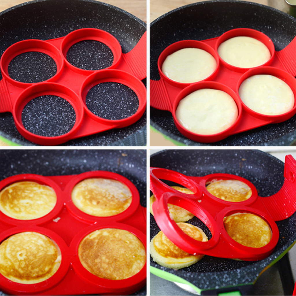 Pancake/Egg Silicone Shape Maker