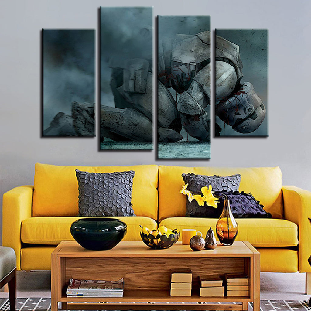 Stormtrooper Canvas Art