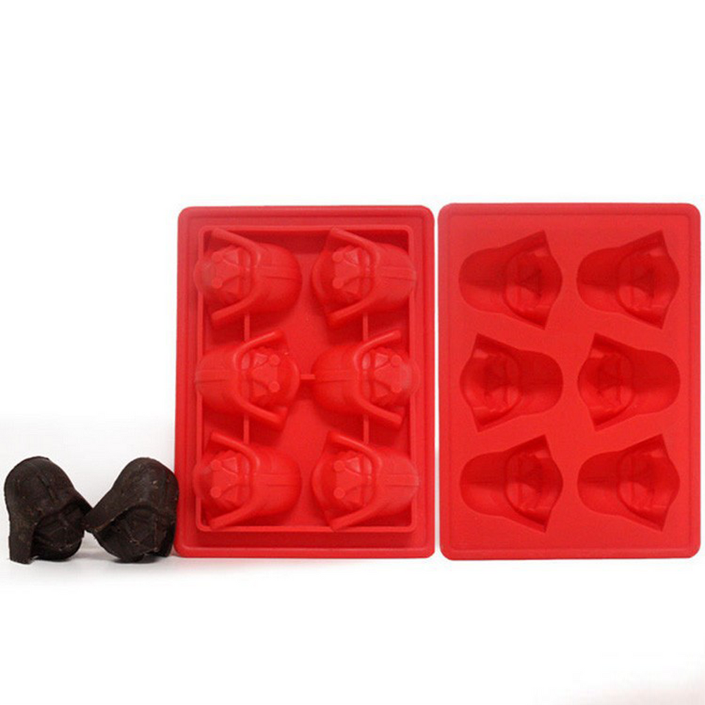 Mask Silicone Ice Mould