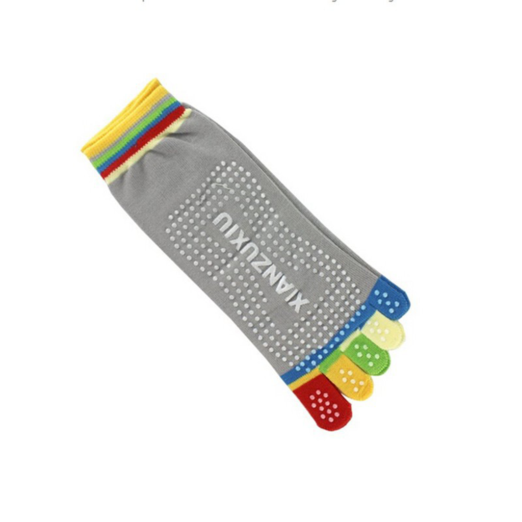 Yoga anti-slip socks