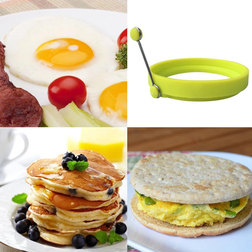 Fried Egg Round Shape Mold