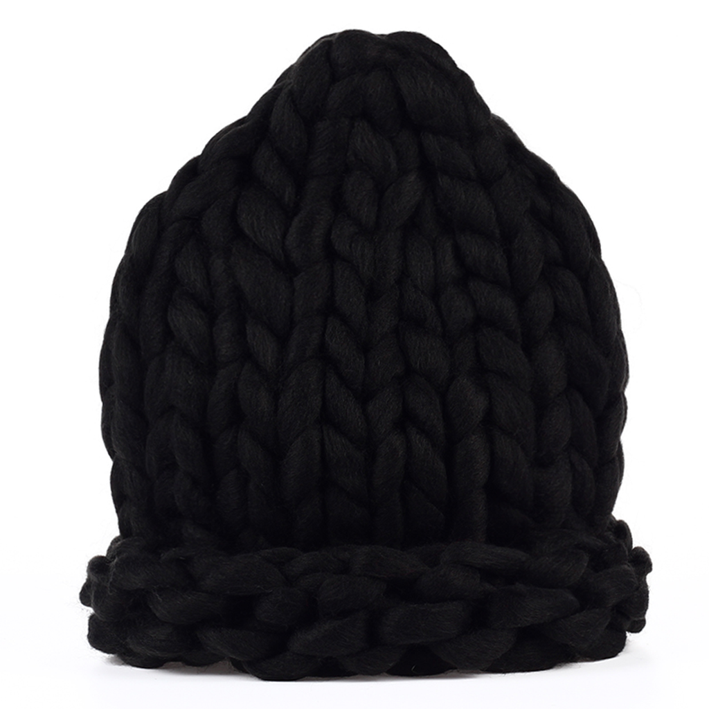 Crocheted Unisex Cap