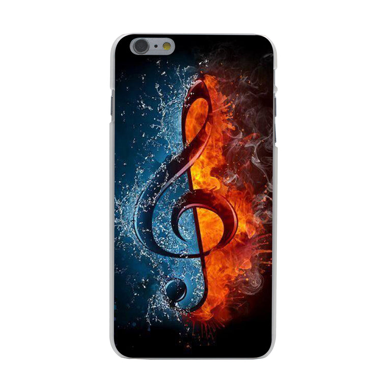 Fire & Ice iPhone Case/Cover