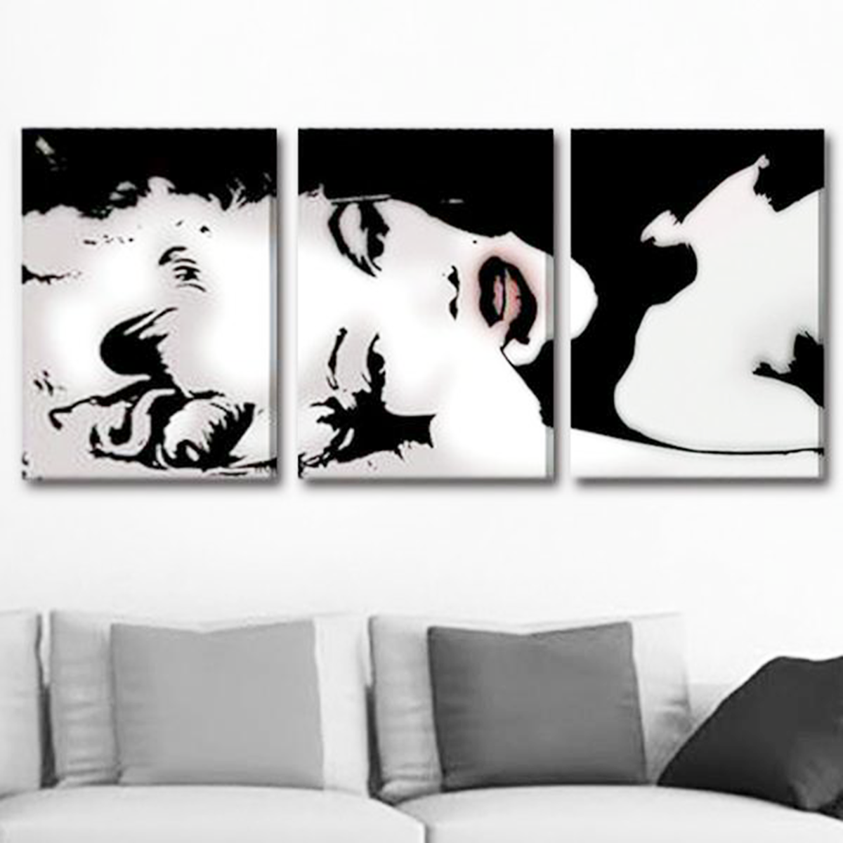 Marilyn Monroe Canvas Wall Art Anjuna Lane