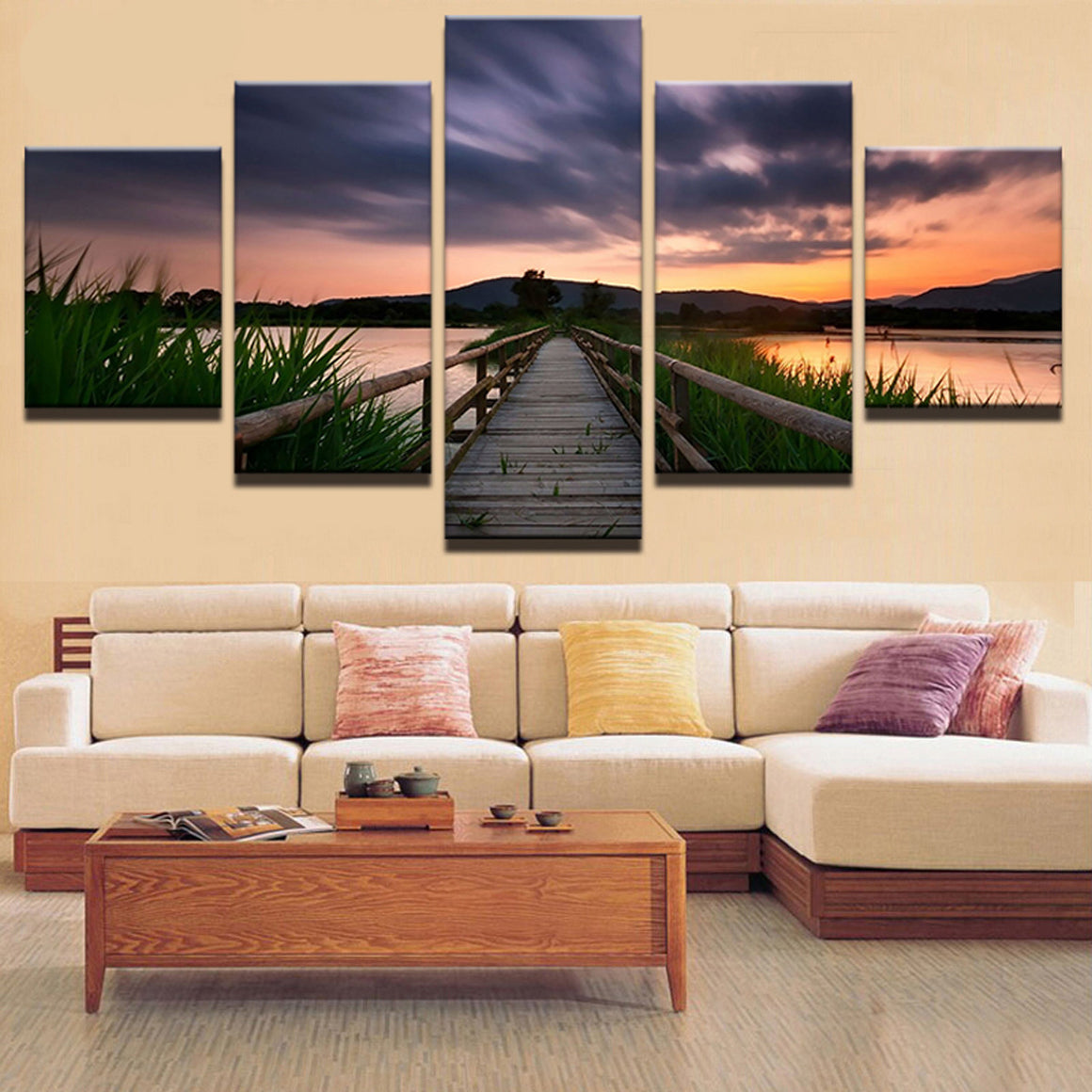 https://cdn.shopify.com/s/files/1/1198/5164/products/PENGDA-Canvas-Art-Wall-Picture-Home-Decoration-Living-Room-Canvas-Print-Painting-5-Panel-Bridge-Sunset_580x@2x.jpg?v=1494687961