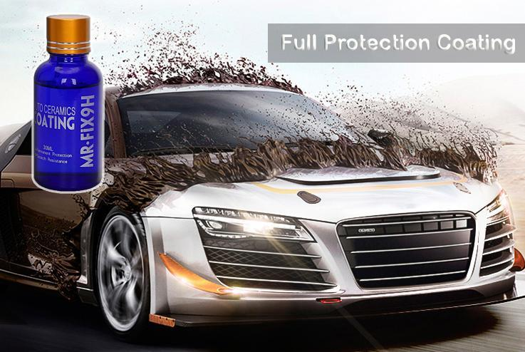 Super Ceramic Car Coating (30ml)
