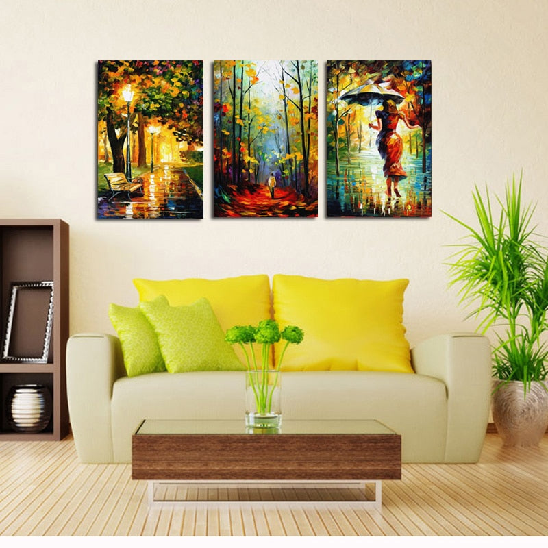 Romantic Light Wall Art