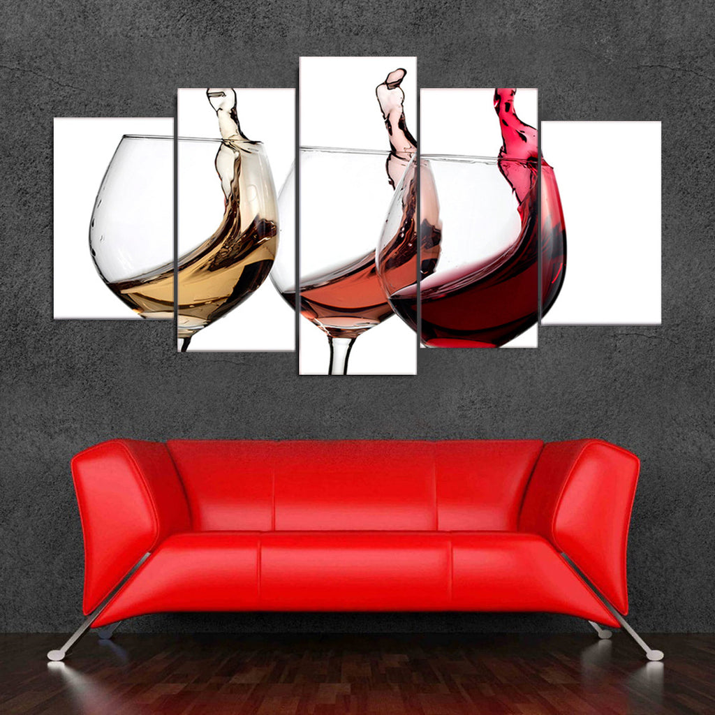 Wine Canvas Art