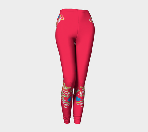Printable Leggings Moda Tendone