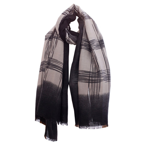 Burderry Tartan Warm Shawl Plaid Scarves 4 England Style