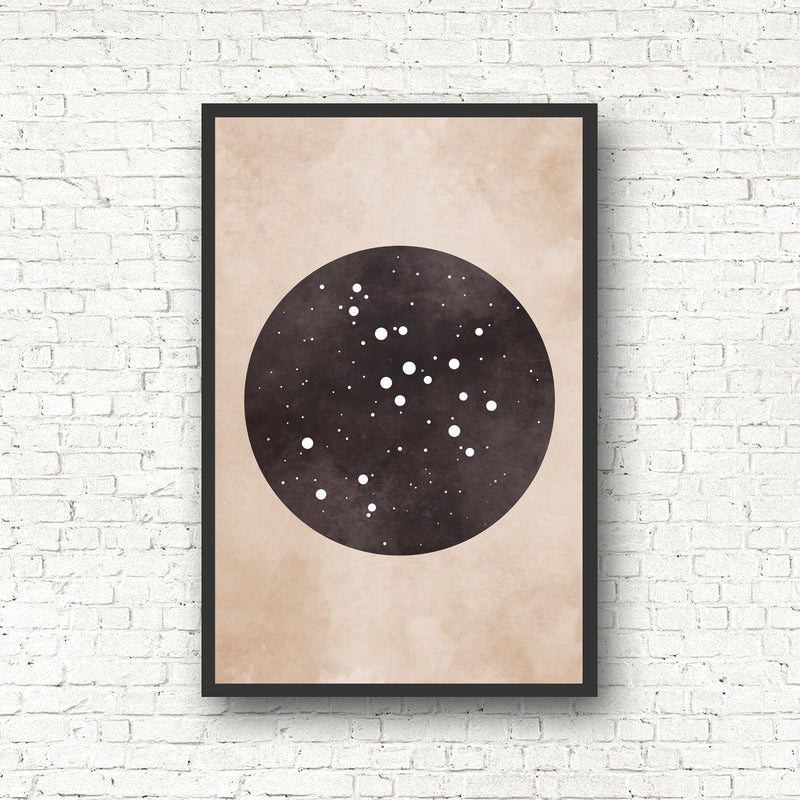 Zodiac Constellation Print - Pick Your Sign