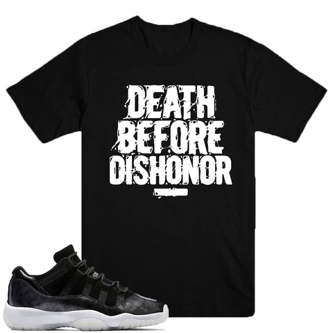 DISHONOR- Baron 11 - DapperSam Clothing sneaker match tee