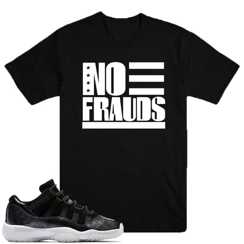 NO FRAUDS- Baron 11 - DapperSam Clothing sneaker match tee