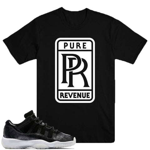 PURE REVENUE- Baron 11 - DapperSam Clothing sneaker match tee