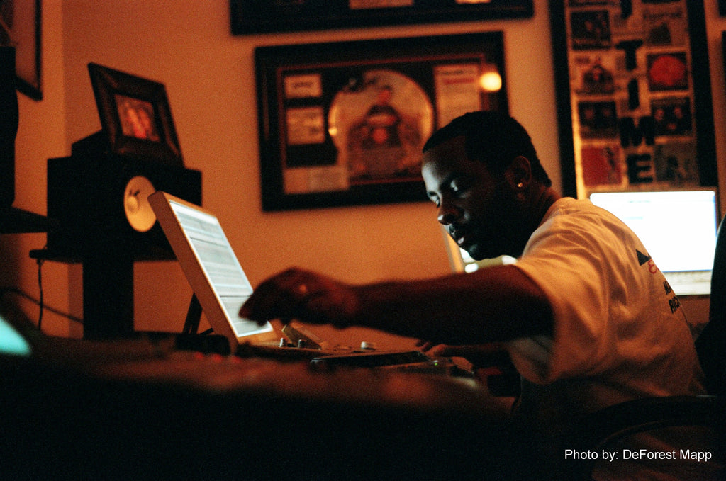 Interview with BUD'DA the man responsible for Dr. Dre's post Death Row sound