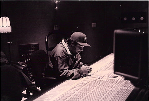BUD'DA in Deep Concentration on the SSL