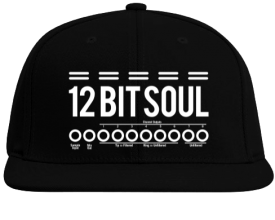 12 Bit Soul Cap (Large & XL)
